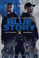 Blue Story poster